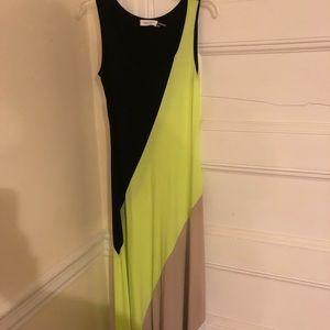 Beautiful CALVIN KLEIN maxi dress